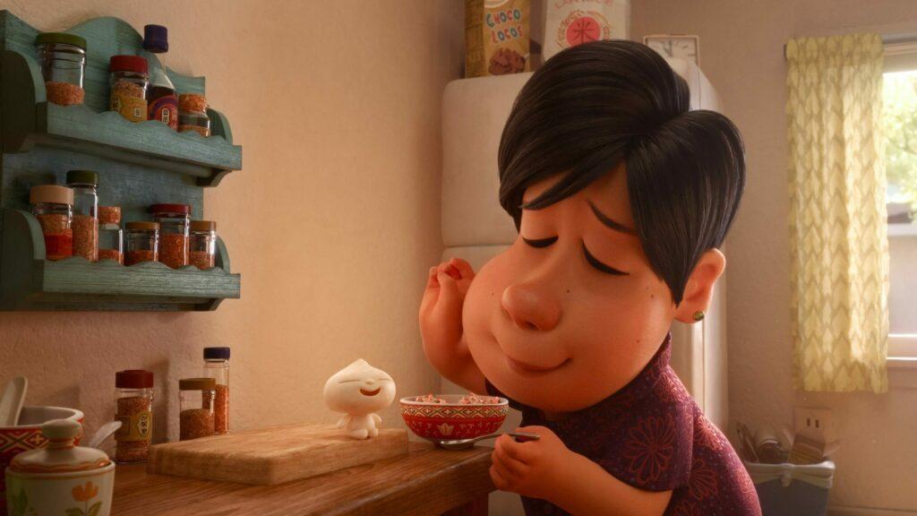 BAO Corto Pixar